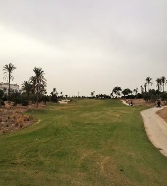 Hacienda Course