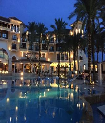 Mar Menor resort 2