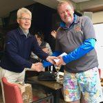 Winner Day 3: Andy Tippett